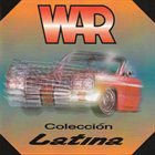 WAR Collección Latina album cover