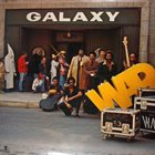 WAR Galaxy album cover