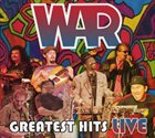 WAR Greatest Hits Live album cover