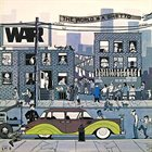 WAR The World Is a Ghetto Album Cover
