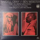 WARDELL GRAY Wardell Gray / Ben Webster ‎: The Alumni Masters album cover