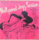 WARDELL GRAY Wardell Gray / Sonny Kriss / Al Killian / Wild Bill Moore  / Gene Montgomery / Hamp Hawes , Russ Freeman, Ken Kennedy , LeRoy Gray : Hollywood Jazz Session - Vol. 2 album cover
