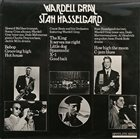 WARDELL GRAY Wardell Gray - Stan Hasselgard album cover