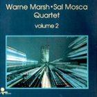 WARNE MARSH Warne Marsh Sal Mosca Quartet, Vol. 2 album cover