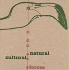 WARREN SMITH Natural/Cultural Forces album cover