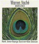 WARREN VACHÉ Iridescence album cover