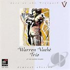WARREN VACHÉ Live at the Vineyard album cover