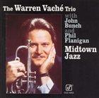 WARREN VACHÉ Midtown Jazz album cover
