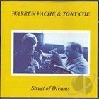 WARREN VACHÉ Street of Dreams album cover