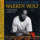 WARREN WOLF Incredible Jazz Vibes album cover