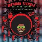 WAYMAN TISDALE The Fonk Record album cover