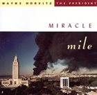 WAYNE HORVITZ Miracle Mile album cover