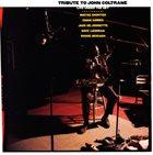 WAYNE SHORTER Tribute to John Coltrane: Live Under the Red Sky album cover