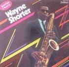WAYNE SHORTER Wayne Shorter album cover