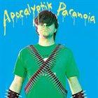 WEASEL WALTER Apokalyptic Paranoia album cover