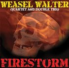 WEASEL WALTER Firestorm album cover