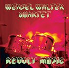 WEASEL WALTER Revolt Music album cover