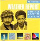 WEATHER REPORT Original Album Classics album cover