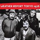 WEATHER REPORT Tokyo 1978 album cover