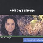 WEBER IAGO Each Day's Universe album cover