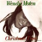 WENDY MOTEN Christmas Time album cover
