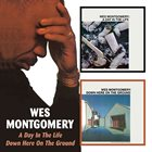 WES MONTGOMERY A Day In The Life / Down Here On The Ground album cover