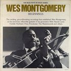 WES MONTGOMERY Beginnings album cover