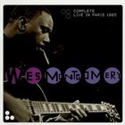 WES MONTGOMERY Complete Live in Paris 1965 album cover