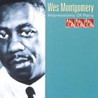 WES MONTGOMERY Impressions Of Paris album cover