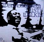 WES MONTGOMERY Just Walkin' album cover