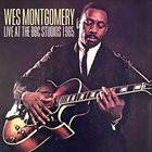 WES MONTGOMERY Live At The BBC Studios 1965 album cover