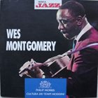 WES MONTGOMERY Live In Europe album cover