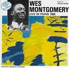 WES MONTGOMERY Live In Paris, 1965 album cover