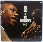 WES MONTGOMERY The Best of Wes Montgomery album cover