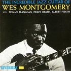 WES MONTGOMERY The Incredible Jazz Guitar of Wes Montgomery Album Cover