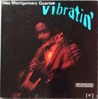 WES MONTGOMERY Vibratin' album cover
