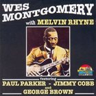 WES MONTGOMERY Wes Montgomery with Melvin Rhyne album cover