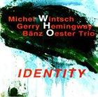 WHO TRIO Identity album cover
