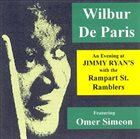 WILBUR DE PARIS An Evening at Jimmy Ryan's album cover