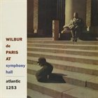 WILBUR DE PARIS Wilbur De Paris At Symphony Hall (aka That's Jazz) album cover