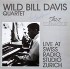 WILD BILL DAVIS Live At Swiss Radio, Studio Zurich album cover