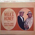 WILD BILL DAVIS The Music From Milk & Honey Blues album cover