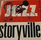 WILD BILL DAVISON Jazz At Storyville album cover