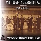 WILL BRADLEY Swingin' Down The Lane album cover