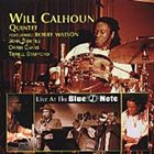 WILL CALHOUN Live At The Blue Note album cover