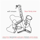 WILL VINSON Four Forty One album cover
