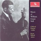 WILLIAM GRANT STILL Music of William Grant Still (Centaur) album cover