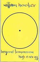 WILLIAM HOOKER Beyond Tomorrow High Energy: Lunar Moon Series #3 album cover