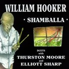 WILLIAM HOOKER Shamballa album cover