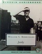 WILLIAM S. BURROUGHS Junky album cover